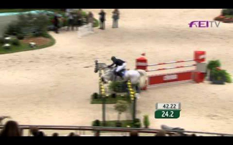 Alvaro de Miranda ganha o Grande Prémio de Genebra (11/12/11)