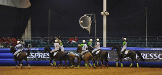 Horseball Quinta do Pinheiro sai na liderança