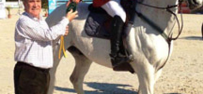 Ivan Serrano perde seis cavalos num incêndio