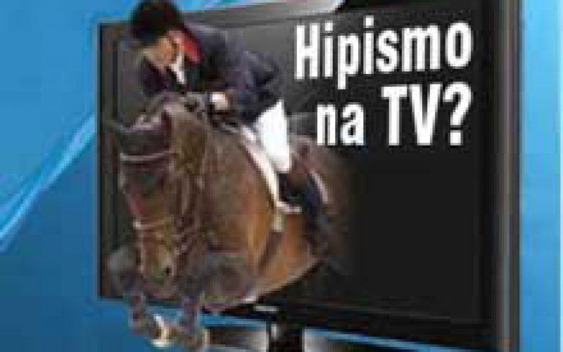 Saltos e Dressage na TV