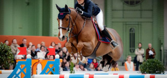 And the pair of 2012 is…Malin Baryard and Ludger Beerbaum!