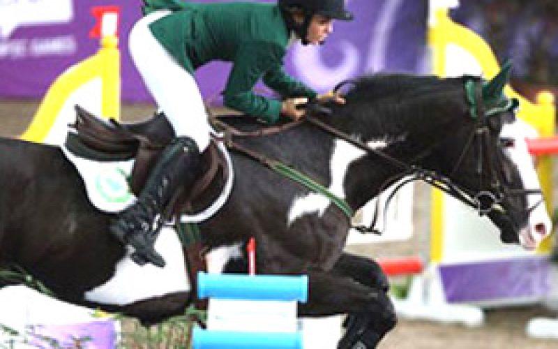 Dalma Malhas vai representar a Arábia Saudita nos J.O. de Londres