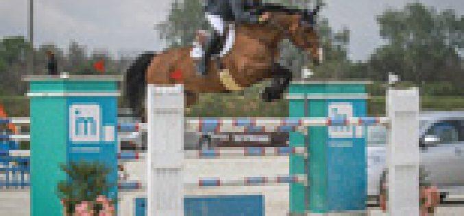 João Chuva e Virginia Dream – 2º lugar no Grande Prémio de Vilamoura (15/04/12)