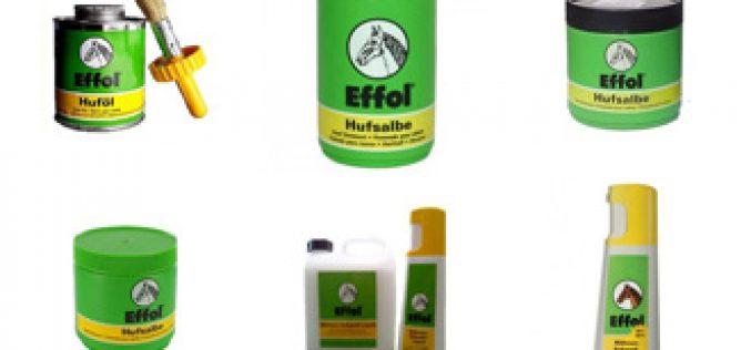 """Promoção do mês de Abril produtos de higiene """"EFFOL"""""""