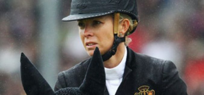 Edwina given all clear after fall in Global Champions Tour