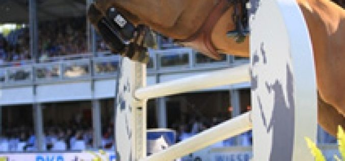 Olivier Guillon triumphs in duel with Meredith at GCT Grand Prix in Wiesbaden