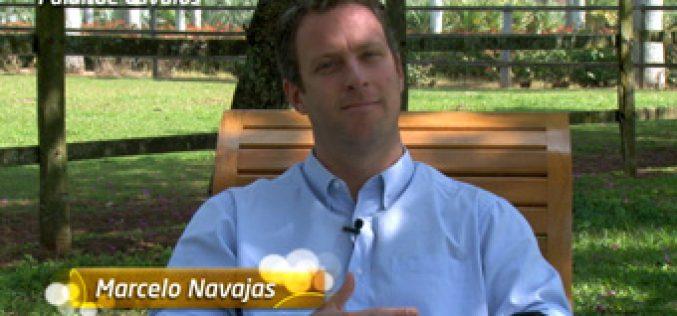 Falar de Cavalos com Marcelo Navajas