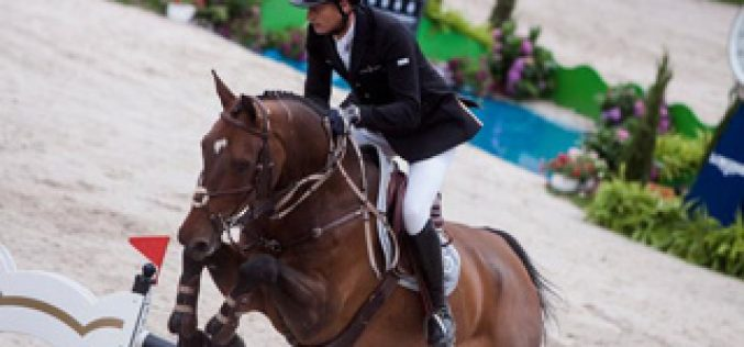 Marc Houtzager wins Longines Grand Prix Port of Rotterdam