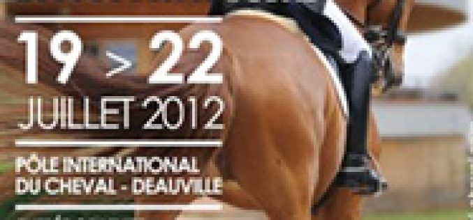 The 1st International Dressage show in Normandy!