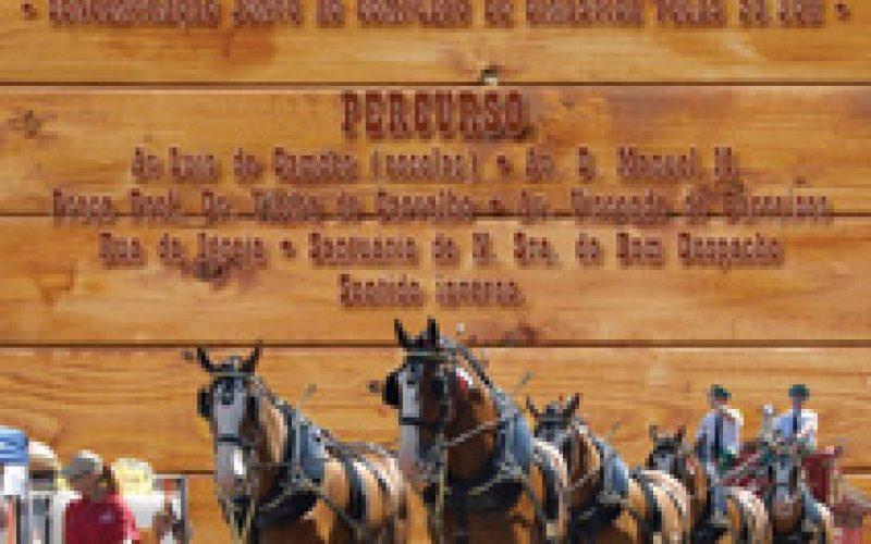 Desfile equestre na Maia – 29 de Junho