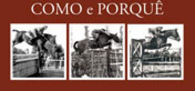Já tem o livro Equitação: Como e Porquê?