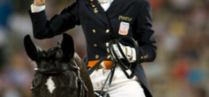 Dressage Preview – Olympic Games