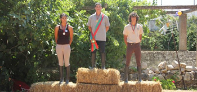 Já temos Campeões Nacionais de TREC 2012