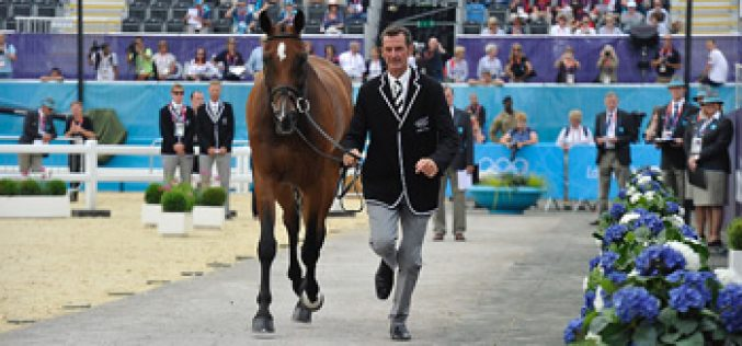 Boyd Martin gets London 2012 Equestrian Events Underway