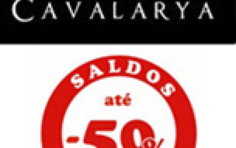 CAVALARYA com Saldos até 50%!!!