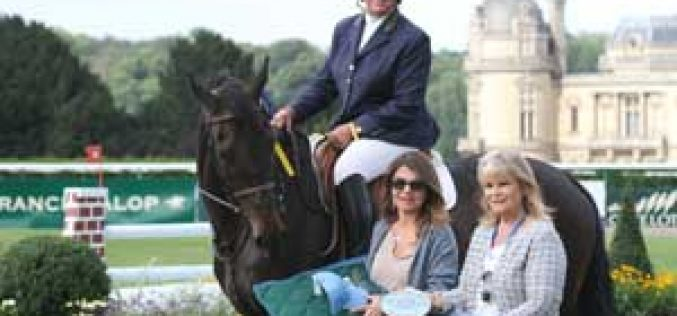 Katie Monahan Prudent – The Rolex One to Watch for August 2012