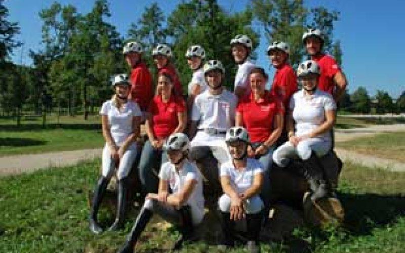 Áustria no Campeonato do Mundo de TREC – Mafra