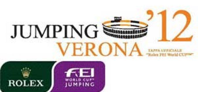 Jumping Verona: Rolex FEI World Cup 2012