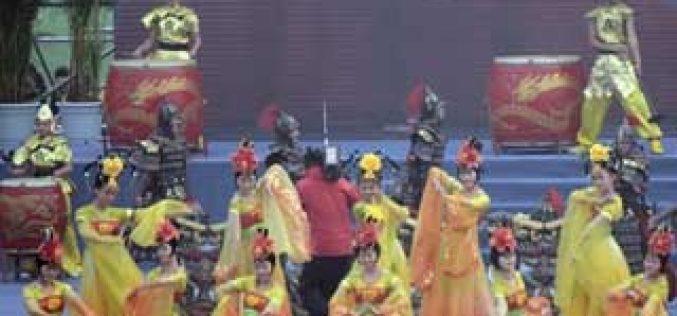 China Equestrian Festival 2012 opens in Chengdu