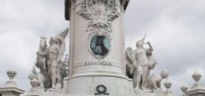 Restauro da estátua de D. José I (vídeo)