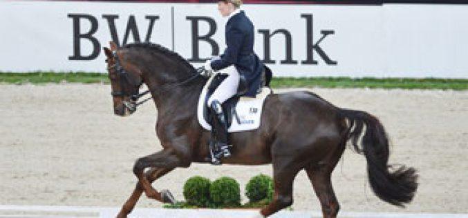 Helen Langehanenberg secures impressive victory at Stuttgart
