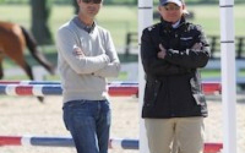 Dois novos cavalos para Rodrigo Pessoa