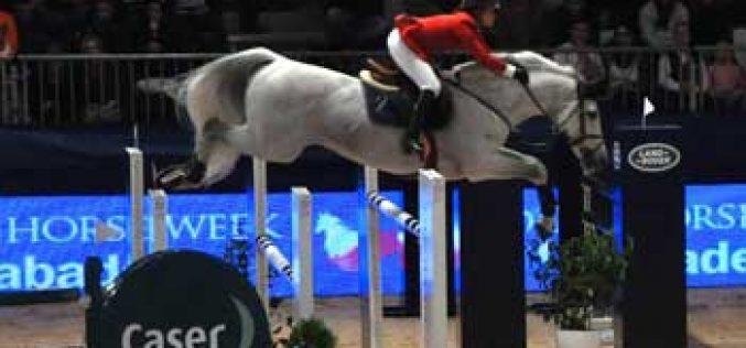 Brilhantes e numerosas participações dos cavaleiros portugueses no Madrid Horse Week