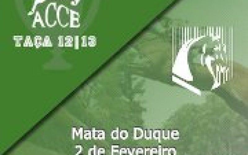 Ordens de Entrada disponíveis para o CCE na Mata do Duque