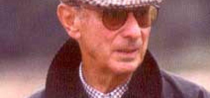 Falecimento do Coronel Eduardo Netto de Almeida