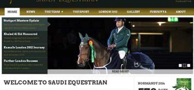 Saudi Equestrian launches new-look, dual language website