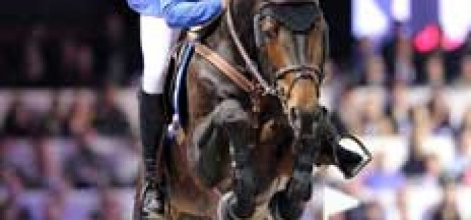 Christian Ahlmann holds world number one slot in Longines Rankings