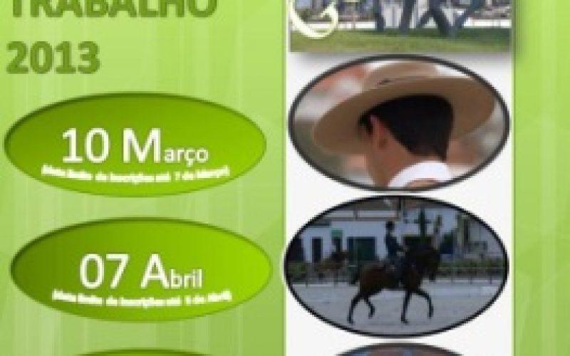Campeonato Regional na Golegã arranca a 10 de Março