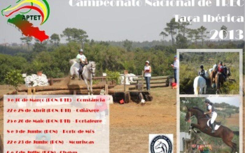 Pontapé de saída do Campeonato Nacional de TREC