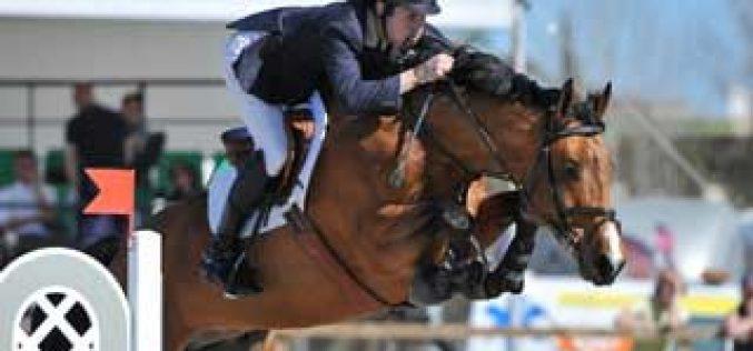 Terminou a 1ª semana de Cavalos Novos do MET