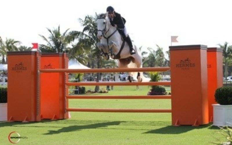 Irish sweep at the $50,000 Hermès Jumper Derby