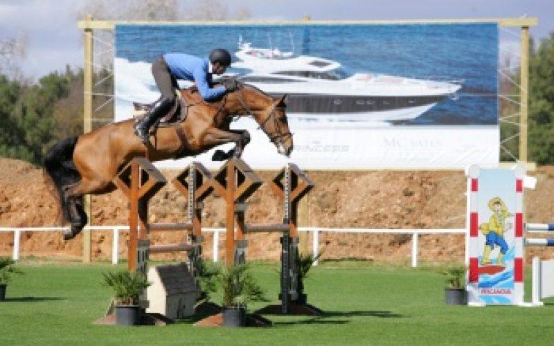 Terminaram as provas de cavalos novos em Vilamoura