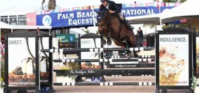 Peter Wylde and Zidane Kick Off FTI WEF 5 With Second Win