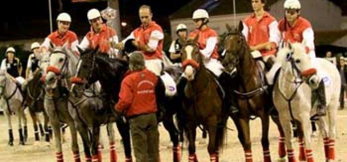1ª Jornada do Campeonato Nacional de Horseball na Quinta da Figueira