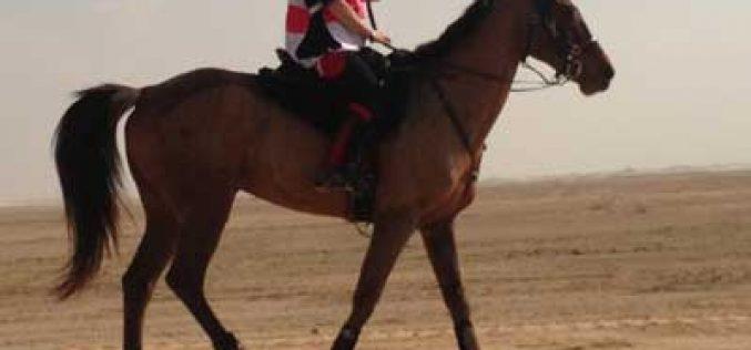 Maria do Carmo Cruz não defraudou as expectativas em Abu Dhabi