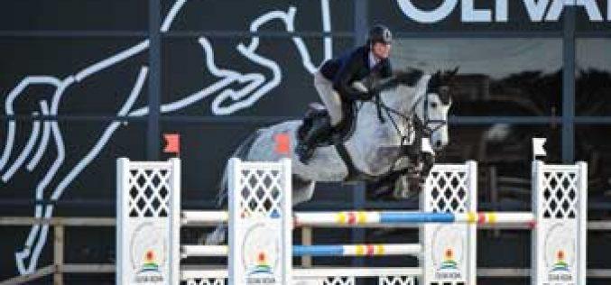 Cavalos Novos já saltam em Valência