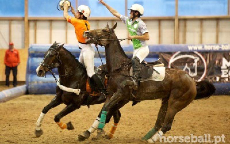 2º Jornada do Campeonato de Horseball na Trofa