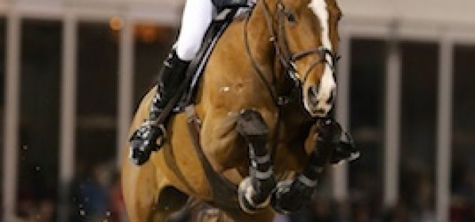 Ben Maher and Urico claim their second Grand Prix at Wellington