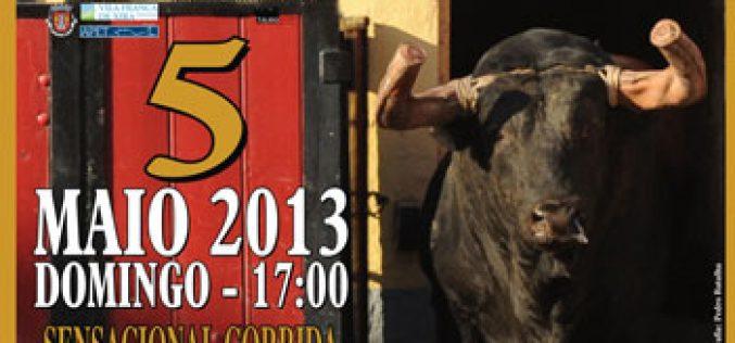 Concurso de Ganadarias na abertura da temporada em Vila Franca