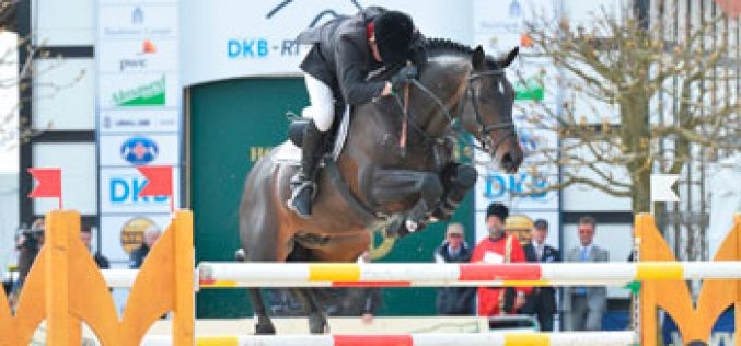 John Whitaker wins Grand Prix – Luciana Diniz was third at Hagen