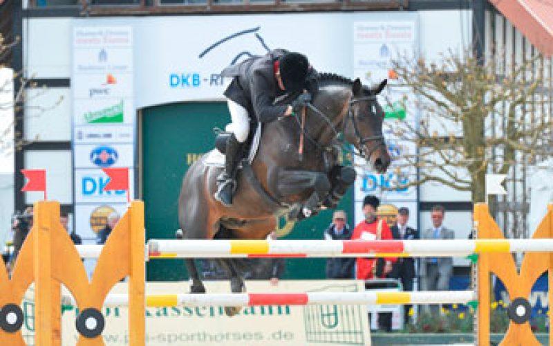 John Whitaker wins Grand Prix – Luciana Diniz was third at Hagen
