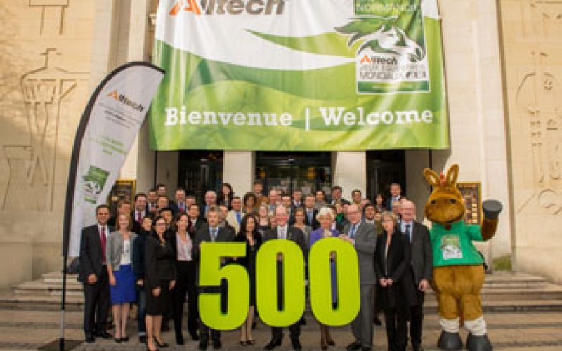 Alltech Office Opens in Normandy to Celebrate 500-Days to Go