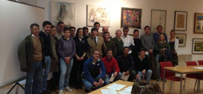 Equuspolis recebeu reunião preparatória da época 2013