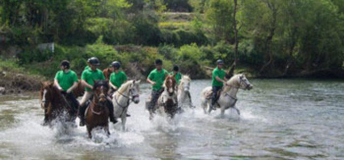 Passeio Equestre de Esposende mobilizou 40 cavaleiros