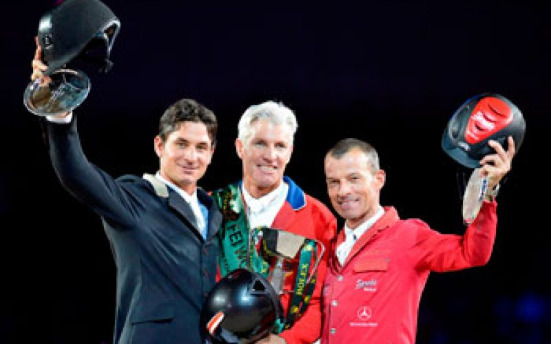 Sparkling line-up of Jumping super-stars for Rolex Final