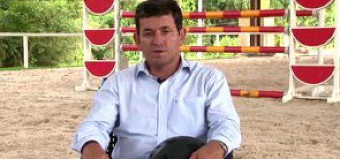 Falar de Cavalos com Vitor Alves Teixeira